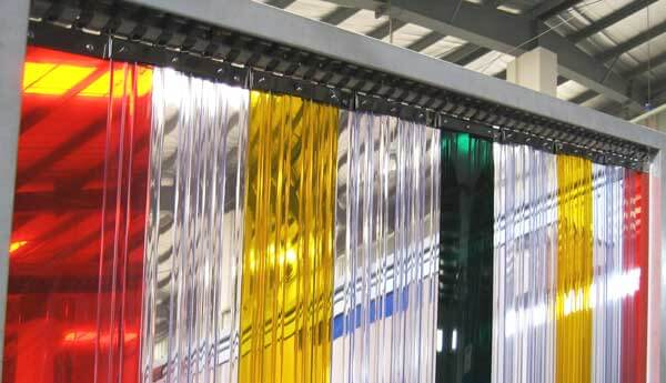 Lanieres PVC couleurs
