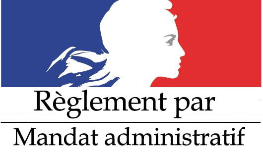 Règlement accepté par mandat administratif