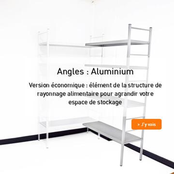 Angle Alu - Inox