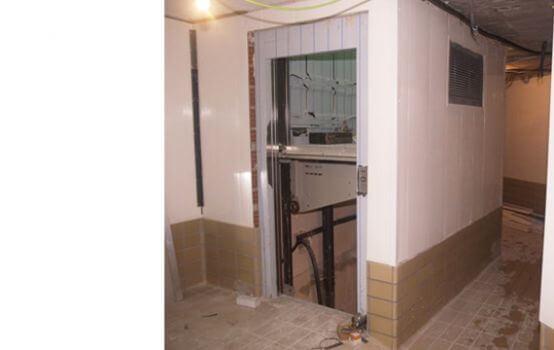 Murs irreguliers renoves plaque - lambris PVC