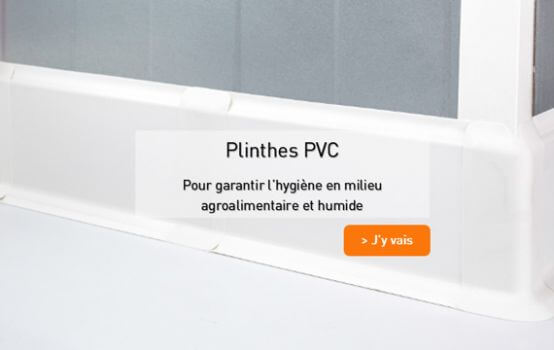 Plinthes PVC