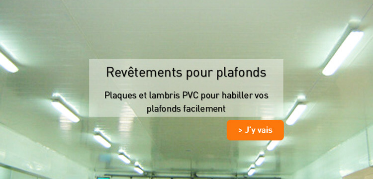 Revetement Plafond En Lambris PVC
