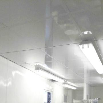 Dalles de faux plafond