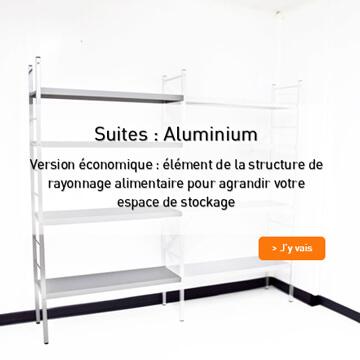Suite Alu - Inox