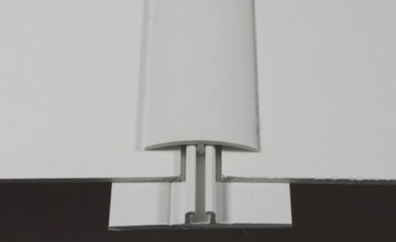 Profile couvre joint