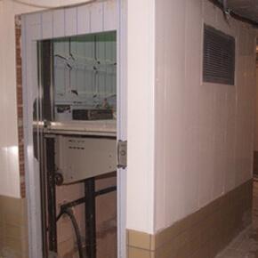 Revetements murs irregulier plaques PVC