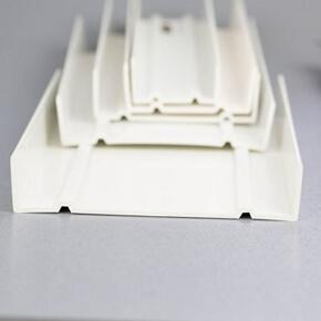 U de sol PVC panneau isolant