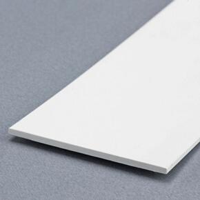 Tasseau plat PVC